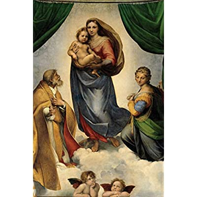 Amazing Expert Craftsmanship, Sistine Madonna by Raphael, Made For You