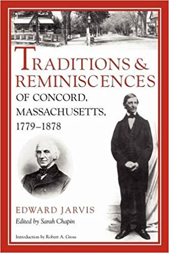 Traditions and Reminiscences of Concord, Massachusetts, 1779-1878