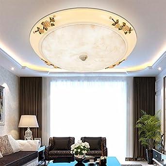 Jsj@ Continental LED Deckenleuchte Lampen Leuchten Schlafzimmer Wohnzimmer  Flur Gang Balkon Kreative Moderne, Minimalistische