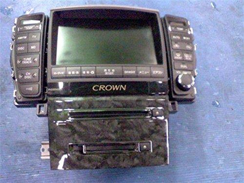 トヨタ 純正 クラウン S180系 《 GRS181 》 マルチモニター P60500-17016048 B0788CG17S