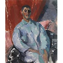 The Perfect Effect Canvas Of Oil Painting 'Self-Portrait With Black Eye Patch By Rik Wouters, 1915' ,size: 24x29 Inch / 61x74 Cm ,this Amazing Art Decorative Prints On Canvas Is Fit For Gym Gallery Art And Home Artwork And Gifts