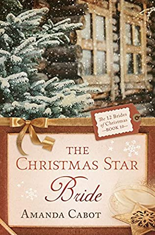 book cover of The Christmas Star Bride