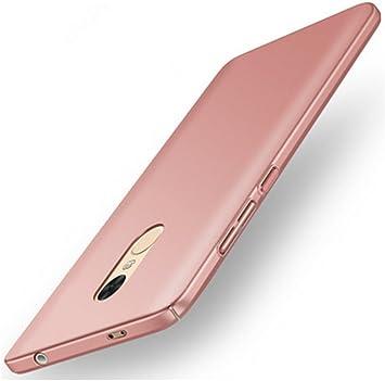 XMT Xiaomi Redmi Note 4X 5.5 Funda, Cubierta Delgado Caso de PC ...