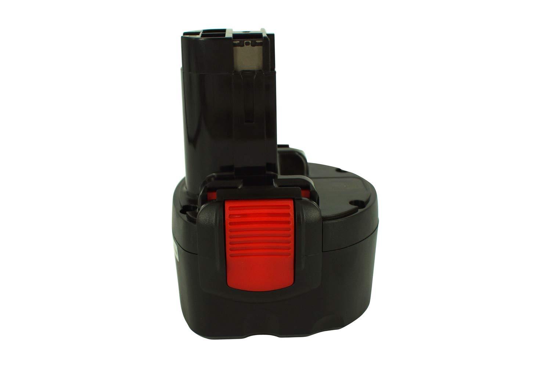 Power Smart® 2000mAh 9,60V batería para Bosch 2607335524, 2607335539, 2607335707, 2607335540, 2607335674, 2607335524, 2607335539, 2607335707, 2607335540, 2