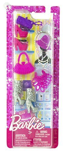 Barbie Mattel Fashionistas Shoes and Accessories