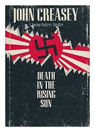 book cover of Death in the Rising Sun