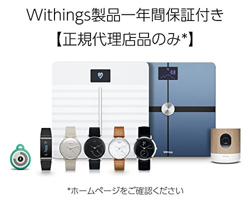 Withings Body - Body Composition Wi-Fi Scale, Black by Withings (Image #6)