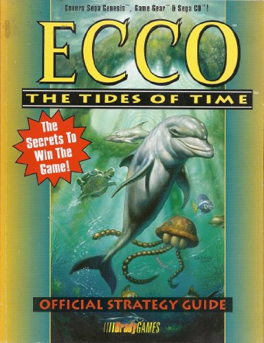 ECCO: Tides of Time, Official Strategy Guide (Brady Games)