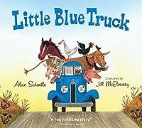 Little Blue Truck Board