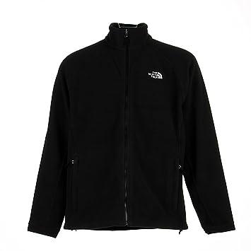 Men's The North Face Khumbu Fleece Jacket TNF Black Size Small