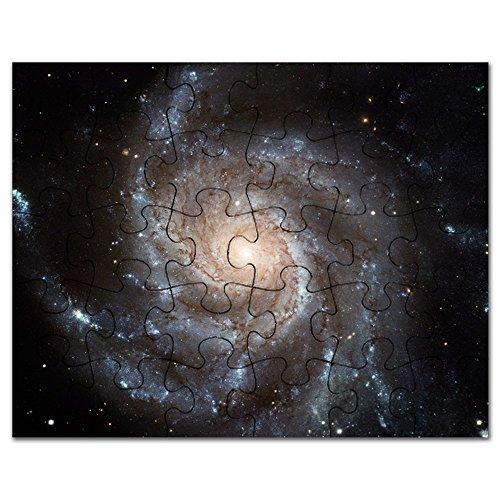 CafePress - Spiral Galaxy M101 - - Jigsaw Puzzle, 30 pcs.