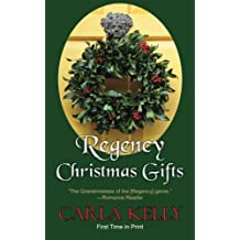 Regency Christmas Gifts: Three Stories