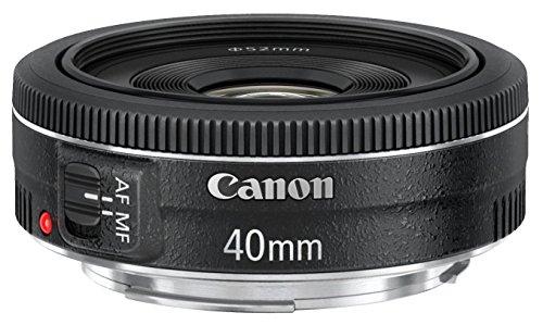 EF 40 mm f/2.8 STM Pancake Lens