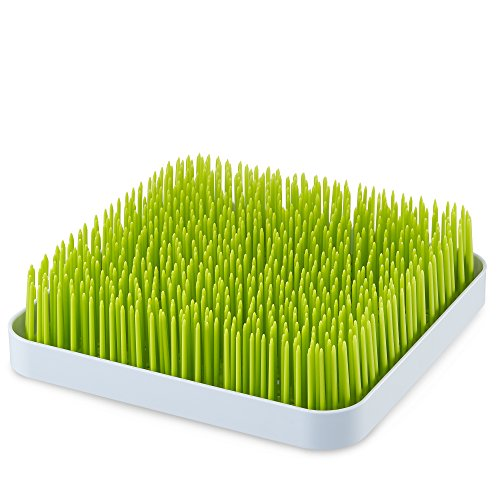 Lawn Grass Countertop Drying Rack Green