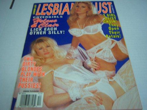 Lesbian Lust Adult Magazine