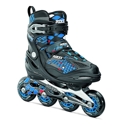 Roces Moody 4.0 Boy's Adjustable Inline Skate