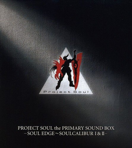 PROJECT SOUL the PRIMARY SOUND BOX-SOUL EDGE~SOUL CALIBURI&II-                                                                                                                                                                                                                                                    <span class=