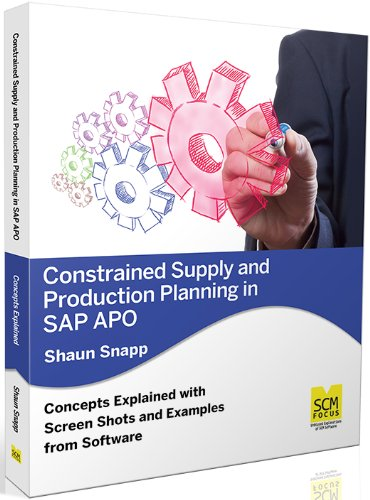 Download Constrained Supply and Production Planning in SAP APO Pdf