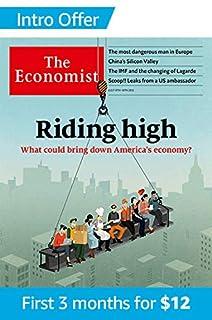 The Economist - US Edition (B0027VSU9S) | Amazon Products