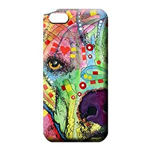 iphone 6plus 6p covers protection PC New Fashion Cases phone case skin pit bull dean russo