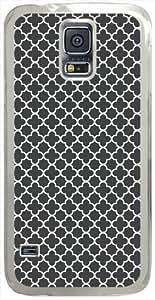 Framework-Trellis Samsung Galaxy S5 Case with Transparent Skin I9600 Hard Shell Cover