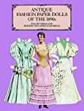 img - for Antique Fashion Paper Dolls of the 1890s in Full Colour: From the Collection of the Boston Children's Museum (Dover Victorian Paper Dolls) by Boston Children's Museum (2000-02-01) book / textbook / text book