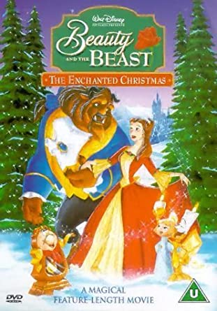 Enchanted Christmas Cast.Beauty Beast Enchanted Christmas Dvd By Paige O Hara