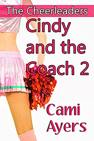 book cover of Cindy and the Coach 2