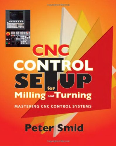 CNC Control Setup For Milling And Turning: