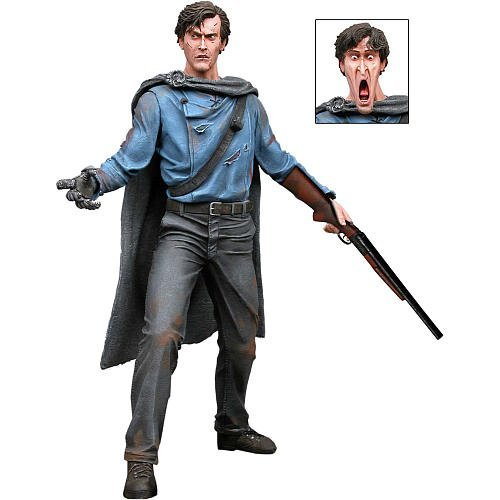 Cult Classic Icons Series 3 Army of Darkness Medieval Ash Action Figure (Darkness Toy)
