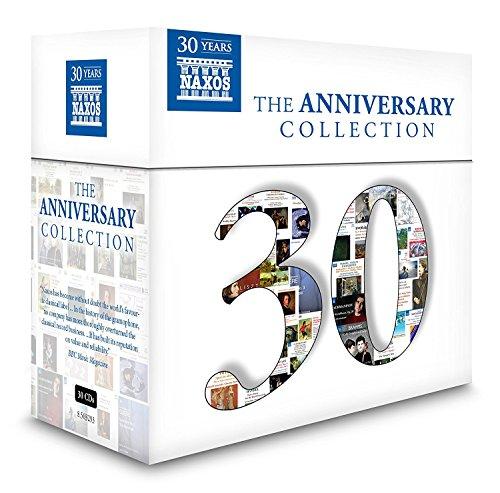 Naxos 30th Anniversary Special Edition Box Set