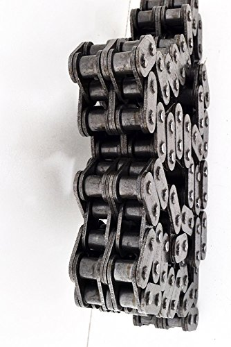 Double Row Primary Chain for Harley Dyna and Softail by Demons Cycle