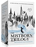By Brandon Sanderson - Mistborn Trilogy: The Final Empire, the Well of Ascension, the He (2015-05-29) [Paperback]