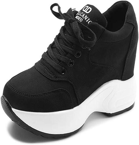 Women Fashion Sneakers 10CM Hidden