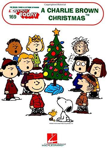 A Charlie Brown Christmas: E-Z Play Today Volume 169 (Christmas Charlie Guaraldi Brown Vince)