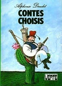 Contes Choisis par Daudet