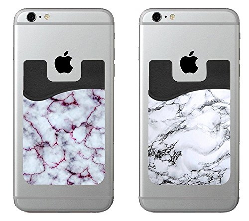 White Cell Phone Case - 3