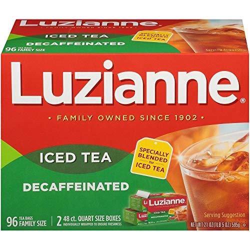 Luzianne Decaf Family