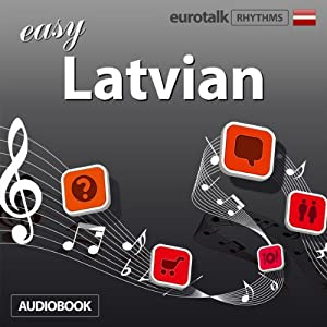 Rhythms Easy Latvian Audiobook