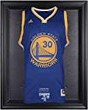 Golden State Warriors 2015 NBA Finals Champions Logo Black Framed Jersey Display Case - Fanatics Authentic Certified