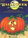 Halloween Songbook Easy Piano