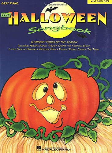 The Halloween Songbook (Easy (Halloween Music Theme)