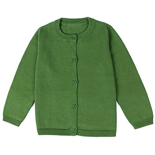 ASHERANGEL Little Girls Cardigan Sweaters product image