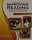 Improving Reading : Interventions Strategies and Resources, Johns, Jerry and Lenski, Susan, 1465240128