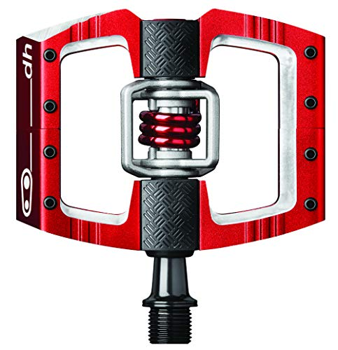 - CRANKBROTHERs Crank Brothers Mallet DH Race Pedal, Red