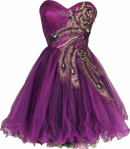 3x homecoming dresses - 9