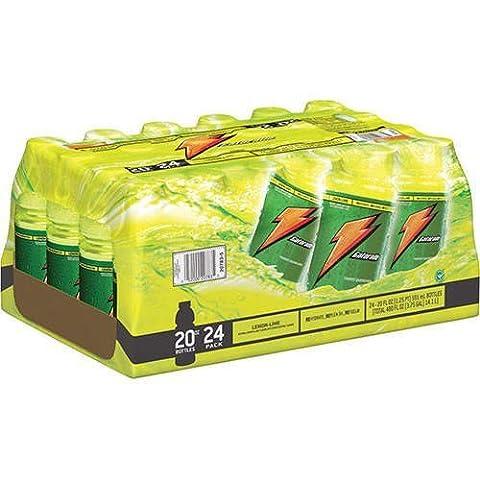 Gatorade Lemon-Lime - 24/20oz bottles