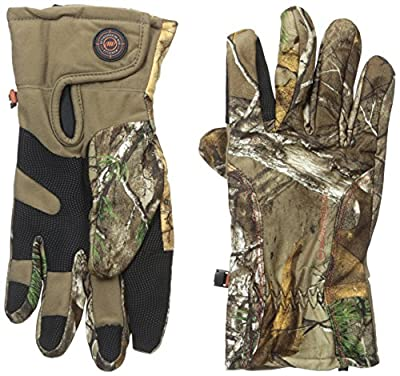 Manzella Men's Bow Sniper Gloves