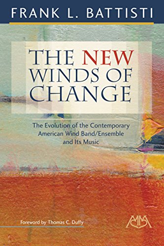 The New Winds of Change: The Evolution of the Contemporary American Wind Band/Ensemble and Its Music