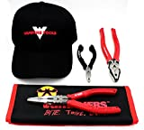 VamPLIERS. World's Best Pliers. 3-PC Set S3EPC + Tool Pouch + Vampire Tools Cap